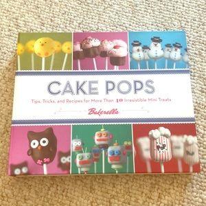 Cake pop book!